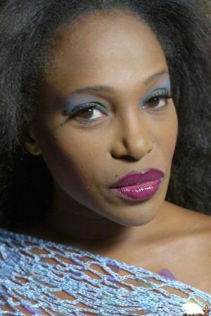 Ebony Face Porn