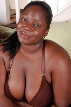 Busty Ebony Porn